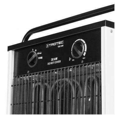 TROTEC TDS 120 TDS serijos elektrinis šildytuvas 3
