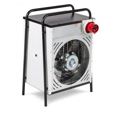 TROTEC TDS 120 TDS serijos elektrinis šildytuvas 4