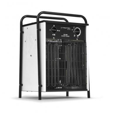 TROTEC TDS 100 TDS serijos elektrinis šildytuvas