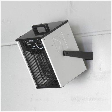 TROTEC TDS 20 TDS serijos elektrinis šildytuvas 3