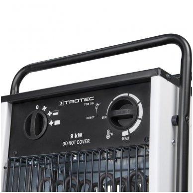 TROTEC TDS 50 TDS serijos elektrinis šildytuvas 4