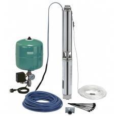 Vandentiekio įrenginys Wilo Sub TWU 4-0409-C P&P/FC