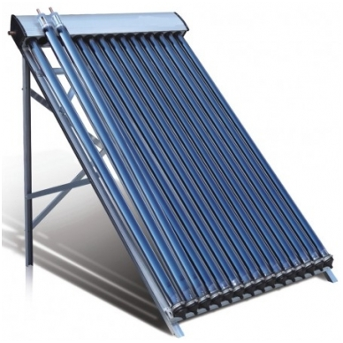 Vakuuminis saulės kolektorius SW-SC-58/18-30P HEAT PIPE, 30 kolbų