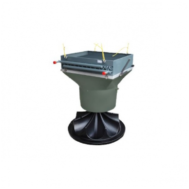 Vandeninis šildytuvas NW 50 AGRO