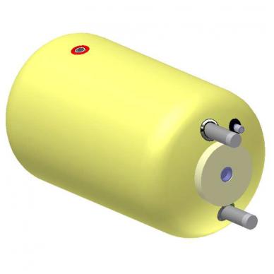 Vandens šildytuvas NIBE-BIAWAR W-E 26 Plus horizontalus, be teno