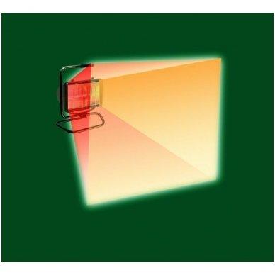 VARMA ECOWRG/7 halogeninis infraraudonųjų spindulių šildytuvas 2