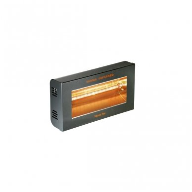 VARMA V400 halogeninis infraraudonųjų spindulių šildytuvas