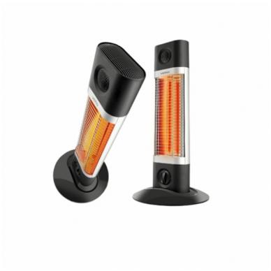 Veito CH1200LT Anglies pluošto infraraudonųjų spindulių šildytuvas 2