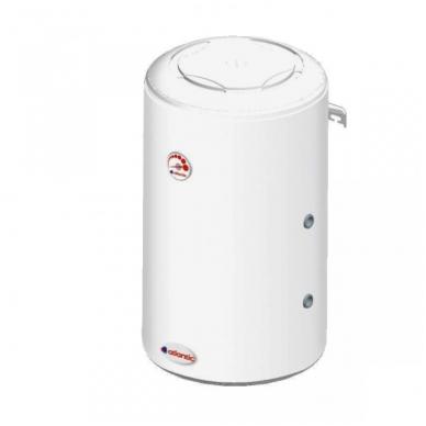 Vertikalus kombinuotas vandens šildytuvas Atlantic Combi O'Pro 80; 80 l (854019)
