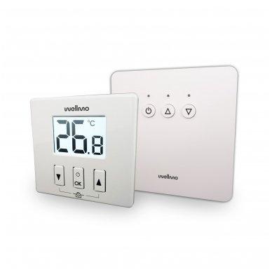 Wellmo WTH20.16RF belaidis neprogramuojamas termostatas (termoreguliatorius)